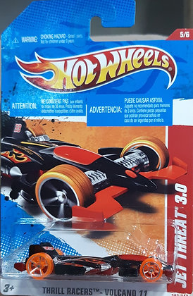 Hot Wheels Thrill Racers - Jet Threat 3.0