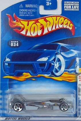 Hot Wheels First Editions - Jet Threat 3.0