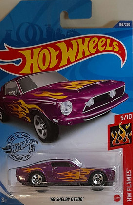 Hot Wheels Flames - '68 Shelby GT500