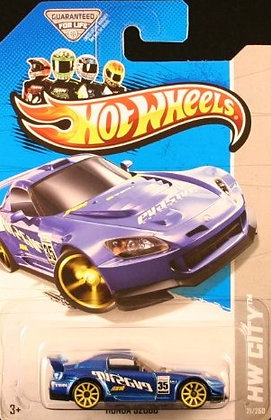 Hot Wheels City - Honda S2000