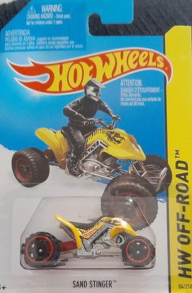 Hot Wheels Off-Road - Sand Stinger