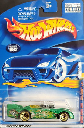 Hot Wheels Extreme Sports - Double Vision