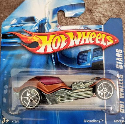 Hot Wheels Stars - Dieselboy