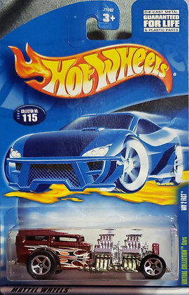 Hot Wheels Virtual Collection - Way 2 Fast