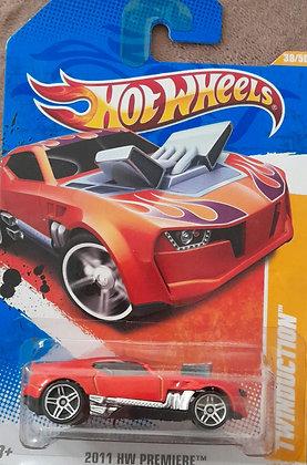 Hot Wheels Premiere - Twinduction