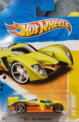 Hot Wheels Premiere - 24 Ours
