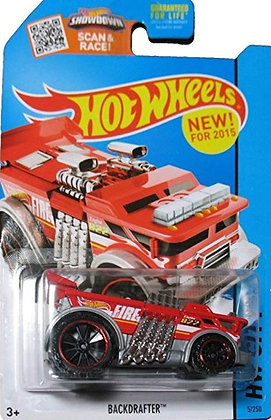 Hot Wheels City - Backdrafter