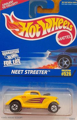 Hot Wheels Stars - Neet Streeter