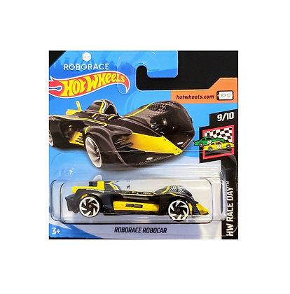 Hot Wheels Race Day - Roborace Robocar