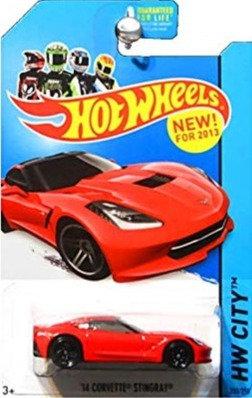 Hot Wheels City - '14 Corvette Stingray