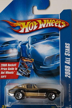 Hot Wheels All Stars - '63 Split Window