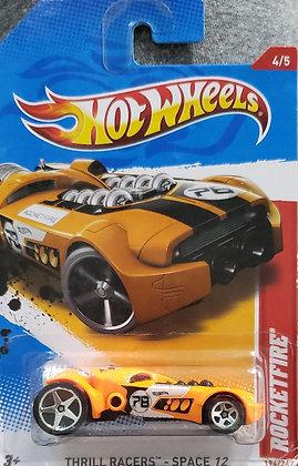 Hot Wheels Thrill Racers - Rocketfire