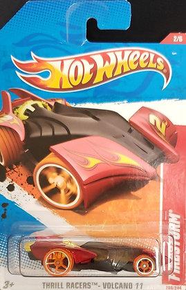 Hot Wheels Thrill Racers - Firestorm
