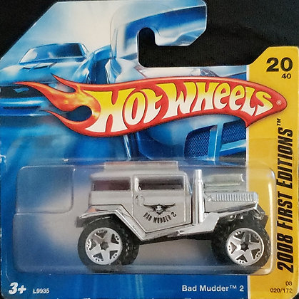 Hot Wheels First Editions - Bad Mudder 2