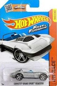 Hot Wheels Race - Corvette Grand Sport Roadster (Velozes e Furiosos)