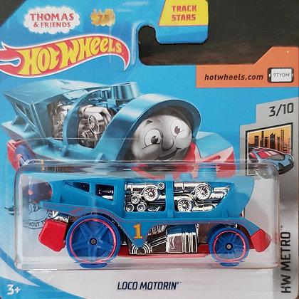 Hot Wheels Metro - Loco Motorin'