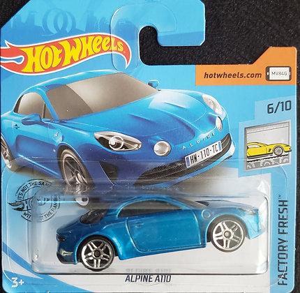 Hot Wheels Factory Fresh - Alpine A110