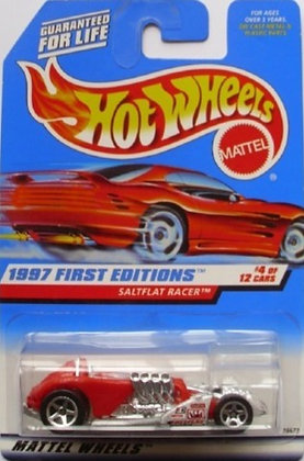 Hot Wheels First Editions - Saltflat Racer