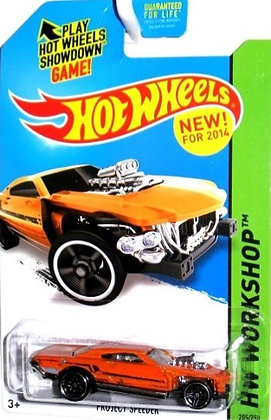 Hot Wheels Workshop - Project Speeder