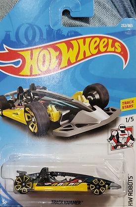 Hot Wheels Robots - Track Hammer