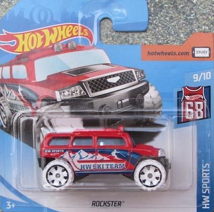 Hot Wheels Sports - Rockster