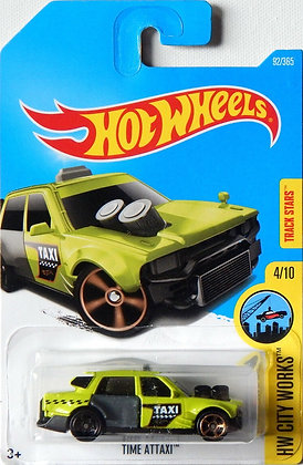 Hot Wheels City Works - Time Attaxi
