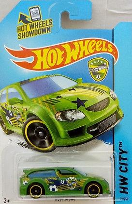 Hot Wheels City - Audacious