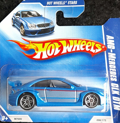 Hot Wheels Stars - AMG-Mercedes CLK DTM