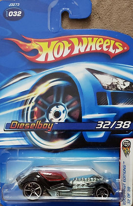 Hot Wheels First Editions - Dieselboy