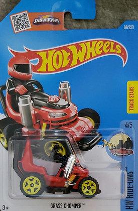 Hot Wheels Ride-Ons - Grass Chomper