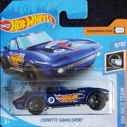 Hot Wheels Race Team - Corvette Grand Sport