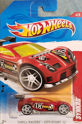 Hot Wheels Thrill Racers - Synkro