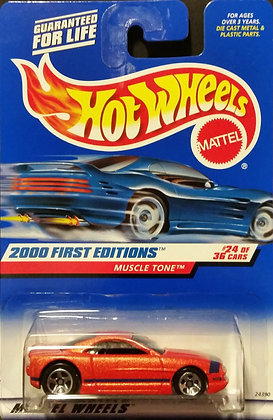 Hot Wheels First Editions - Muscle Tone