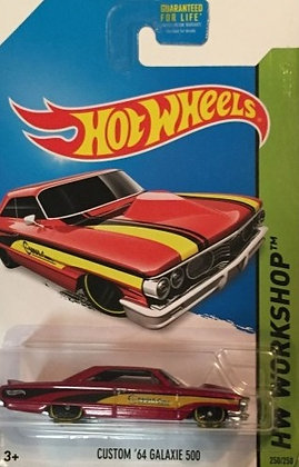 Hot Wheels Workshop - Custom '64 Galaxie 500