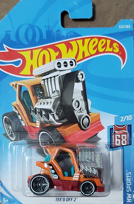 Hot Wheels Sports - Tee'd Off 2