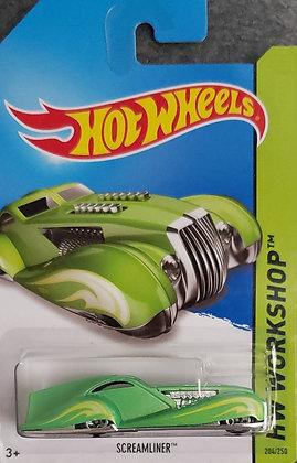 Hot Wheels Workshop - Screamliner