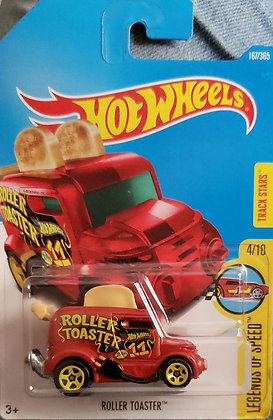 Hot Wheels Legends of Speed - Roller Toaster