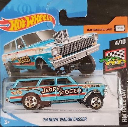 Hot Wheels Race Day - '64 Nova Wagon Gasser