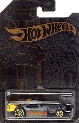 Hot Wheels Satin & Chrome - Aristo Rat