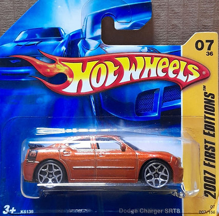 Hot Wheels First Editions - Dodge Charger SRT8