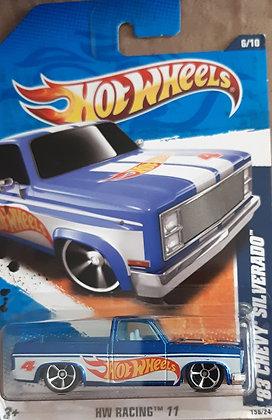 Hot Wheels Racing - '83 Chevy Silverado