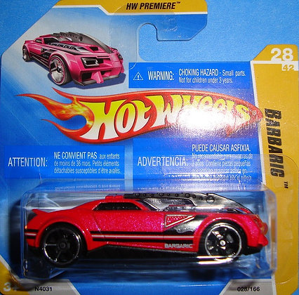 Hot Wheels Premiere - Barbaric