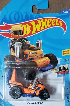 *T-Hunt* Hot Wheels Ride-Ons - Grass Chomper