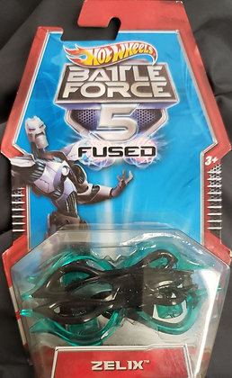 Hot Wheels Battle Force 5 - Zelix