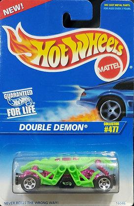 Hot Wheels Model Series - Double Demon