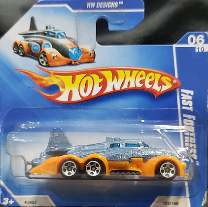 Hot Wheels Designs - Fast Fortress
