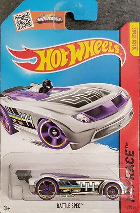 Hot Wheels Race - Battle Spec