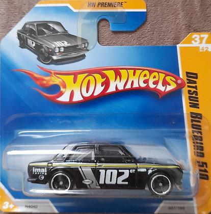 Hot Wheels Premiere - Datsun Bluebird 510