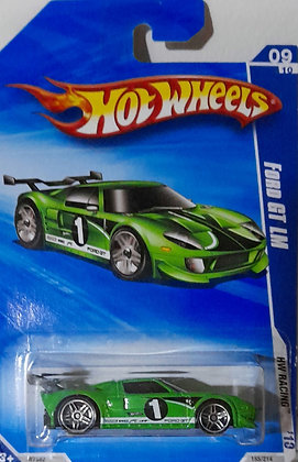 Hot Wheels Racing - Ford GT LM