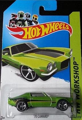 Hot Wheels Workshop - '70 Camaro